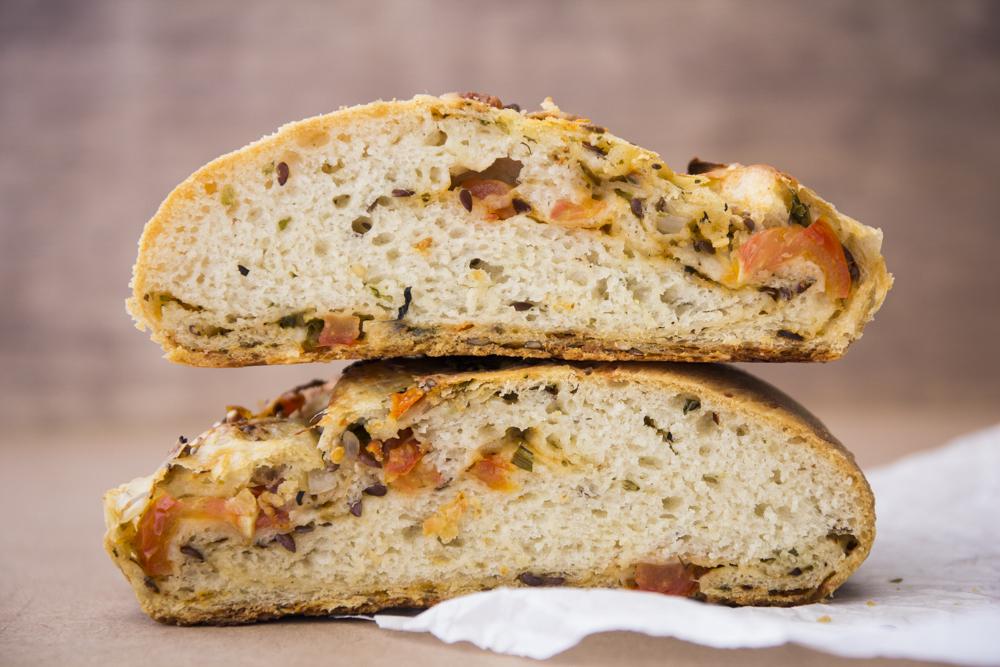 Pão de Tomate-2