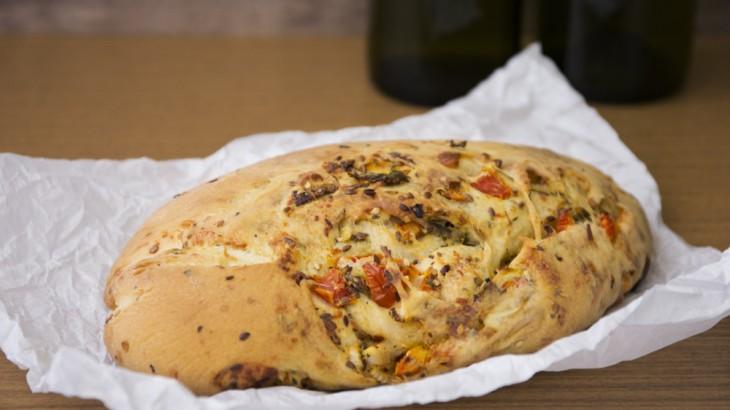 Pão de Tomate-4